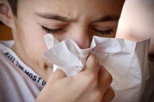 Cold Headaches Health Influence
