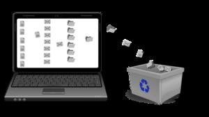 Computer To Remove Files E Mail
