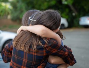Hug Love Couple People Woman