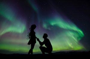 Nature Aurora Borealis Night