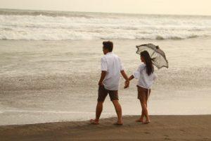 Romantic Man Girl Couple Love