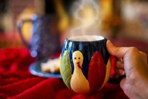 Thanksgiving Mug Hot Chocolate