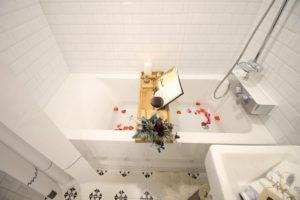 Tub Bathroom Toilet Bath