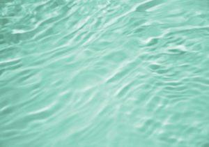 Turquoise Calm Clean Transparent