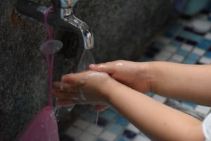 Washing Hands Hand Cleaning Wash