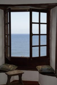 Window With A View Sea Atlantic