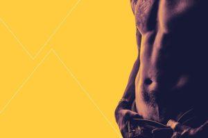Bodybuilding Academy Muscle Man