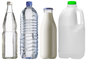 Bottle Water Liquid Milk Lemonade