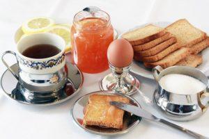 Breakfast Eat Foods Food Table