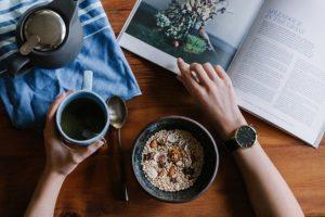 Breakfast Healthy Food Diet Fruit