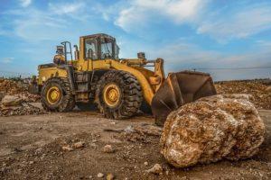 Bulldozer Heavy Machine Equipment