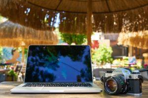 Computer Laptop Camera Photographer