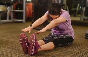 Fitness Age Move People Woman Fit