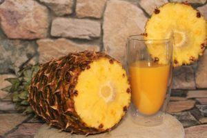 Pineapple Fruit Fruits Food