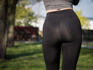Po Training Buttocks Fitness Fit