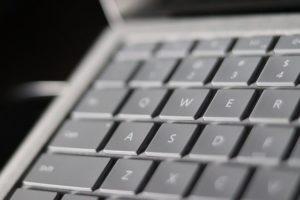 Qwerty Computer Laptop Technology