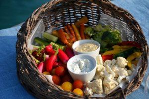 Rawness Vegetables Aperitif Radish