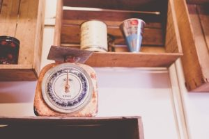 Scale Kitchen Shelves Measure