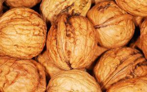 Walnut Walnuts Nuts Brown Nut